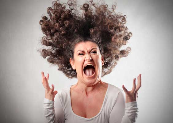 health impacts of anger
