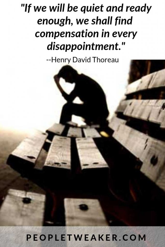 anger and disappointment quote