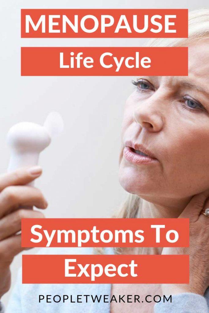 Menopause Life Cycle