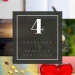 gratitude practice exercises