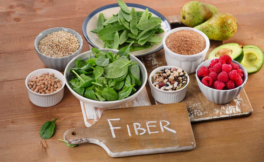 fiber rich foods for menopause