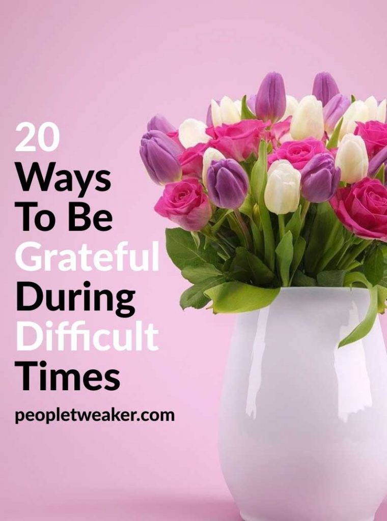 20 Ways To Be Grateful And Kind During Difficult Times Be A Healthcare Rebel