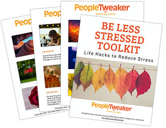 Be Less Stressed Toolkit