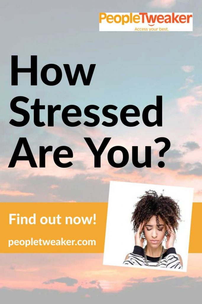 how stressed are you