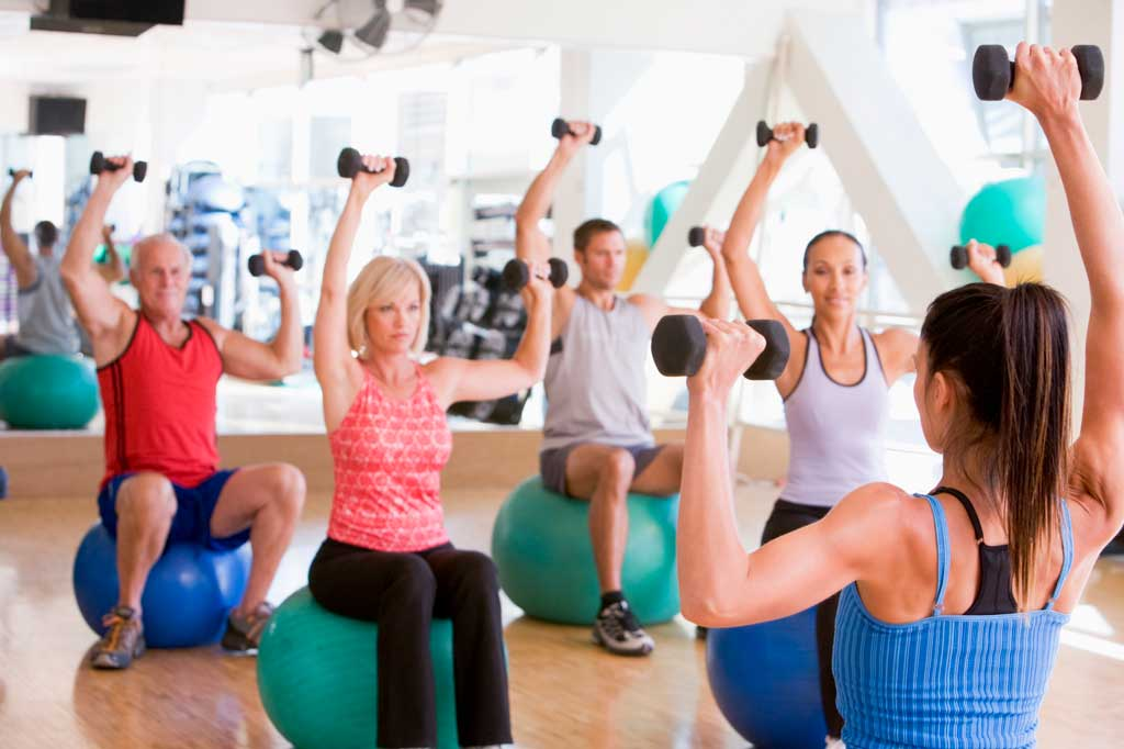best exercises for menopausal women