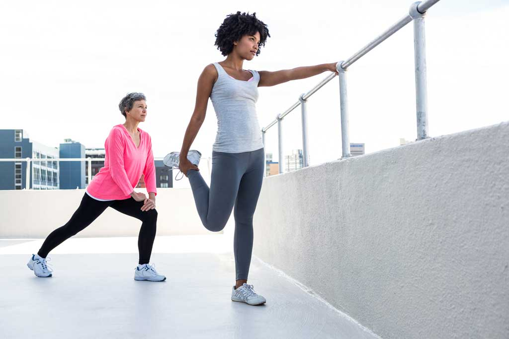Best exercises for menopause
