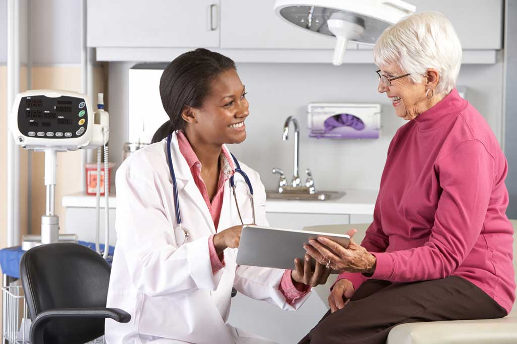 helping older adults with health literacy