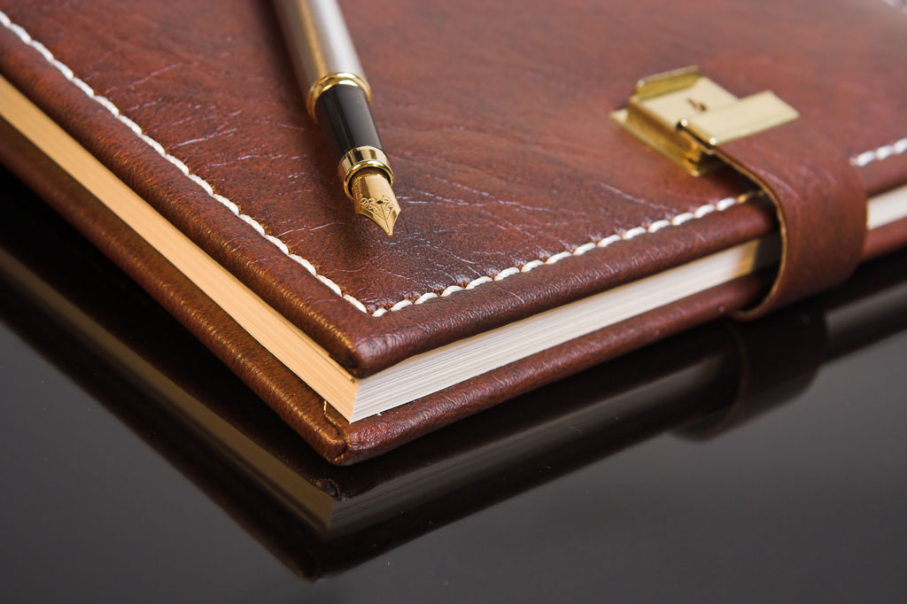 Express yourself by journaling during a tough time